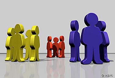 Kennenlernen gruppenarbeit